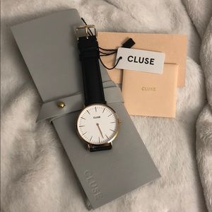 Authentic Cluse watch